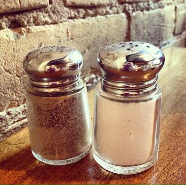 Pepper Meets Salt