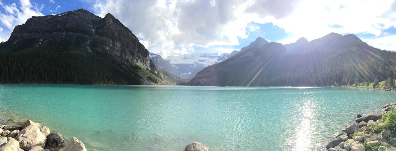 Lake Louise, Alberta Canada