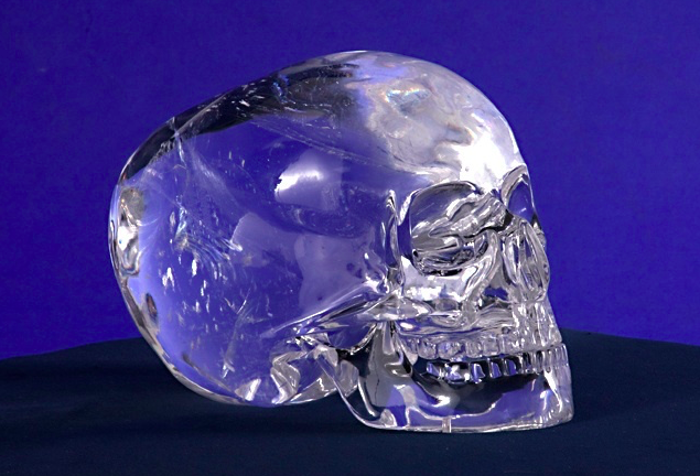The Mitchell-Hedges Crystal Skull: I Saw It Up Close & Personal