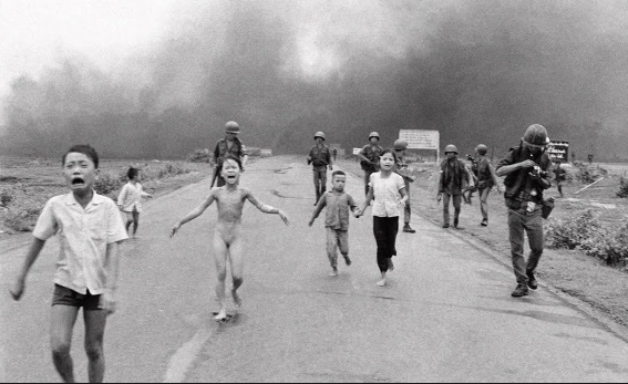 'Napalm Girl': The Day I Met KimPhúc