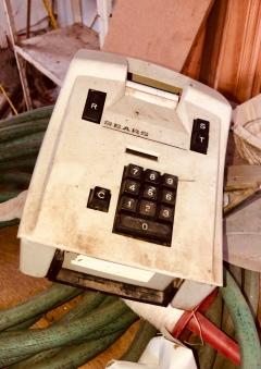 Sears Cash Register
